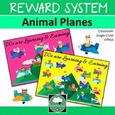 Class Reward System ANIMAL PLANES Classroom Management Tok