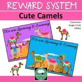 Class Reward System CUTE CAMELS Classroom Management Token System