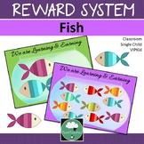 Class Reward System FISH Classroom Management Token System