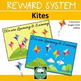 Class Reward System KITES Classroom Management Token Board