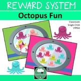Class Reward System OCTOPUS Classroom Management Token System