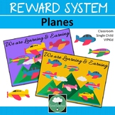 Class Reward System PLANES Classroom Management Token System