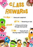 Class Reward with Class Dojo