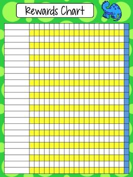 Class Rewards/Behaviour Chart/Poster