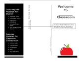 Class Room Broschure