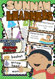 Class Room Extras -American Native Themed (Sunnah Learners)