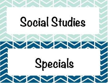 Class Room Jobs & Subject Headings