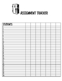 Class Roster and Assignment Tracker