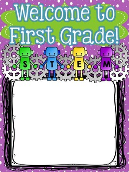 Class Rosters (STEM-sational Theme)