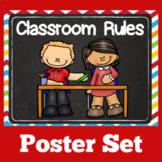 Classroom Rules | Kindergarten 1st 2nd 3rd 4th Grade | Cla