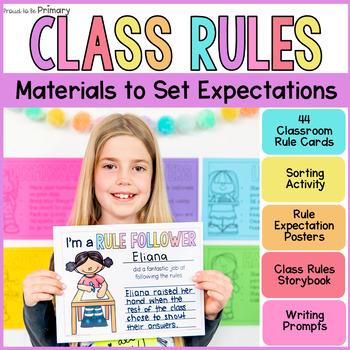 Class Rules EDITABLE