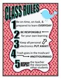 Class Rules - Bird