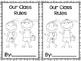 Class Rules Book {Freebie}