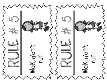 Class Rules Booklet Set