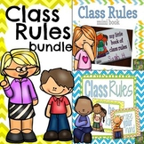 Class Rules Bundle- with BOOM Cards
