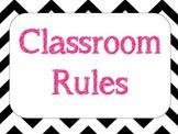 Class Rules Chevron
