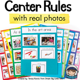 Class Rules Editable for Preschool Centers - Autism, Special Needs