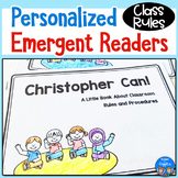 Class Rules Emergent Readers
