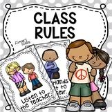 Class Rules FREEBIE!