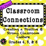 Class Rules: Grades 4, 5, & 6 No Prep!