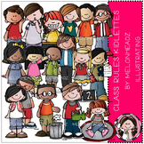 Class Rules clip art - Kidlettes- by Melonheadz