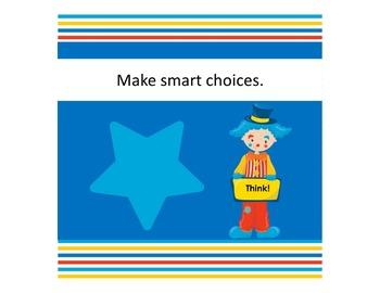 Class Rules Kindergarten | Kindergarten Classroom Rules