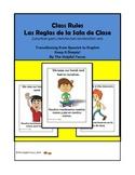 Class Rules- Las Reglas de la Sala de Clase