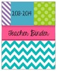 Class Rules Posters {Includes teacher binder cover & stationary}