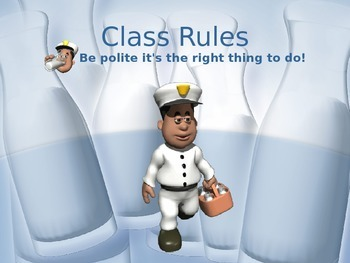 Class Rules Power Point