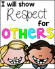 Class Rules (Respect)
