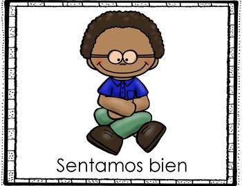 Class Rules - Spanish
