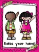 Class Rules for 1st and 2nd Grade