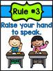 Class Rules with Editable Text