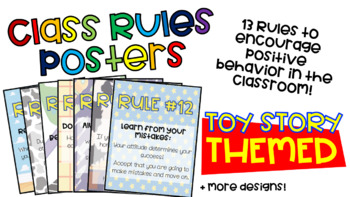 Class Rules_Toy Story Themed V2