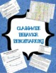Class & School-Wide Behavior Benchmarking System