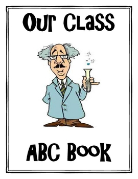 Class Science ABC Book