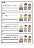 Class Seating Plan Survey