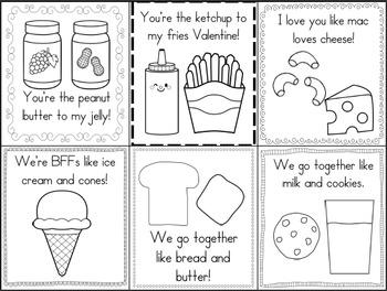 Class Set of Valentine's Cards