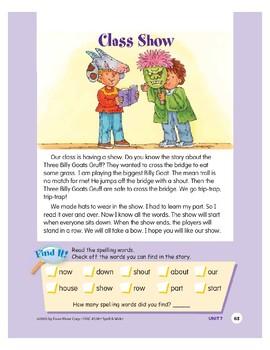 Class Show