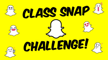 Class Snap Challenge: Snapchat Power Point Game