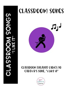Class Song: I Like It!