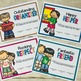 Student Certificate Awards & Brag Tags EDITABLE