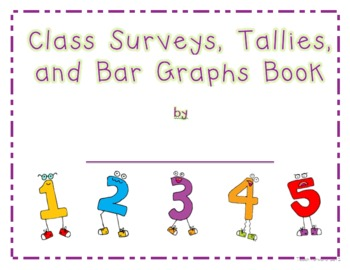 Class Surveys, Tally Charts, and Bar Graphs