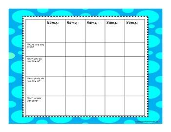 Class Surveys for Adult ESL