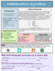 Back to School Syllabus Template