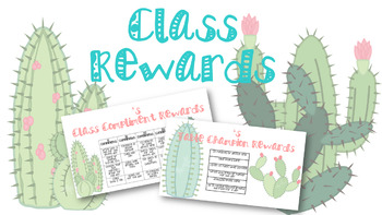 Class & Table Rewards