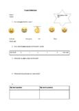 Class Test Reflection Sheet