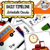 Autism Schedule Cards with Symbols