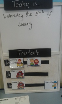 Class Timetable Organisation