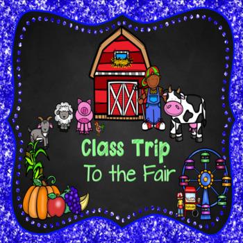 Class Trip to the Fair ~ A Foldable Book